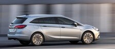 Nouvelle Opel Astra ST