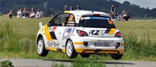 Opel FIA ERC Junior 2016