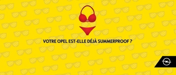 Check-Up vacances d'Opel