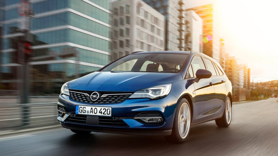 New Astra