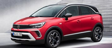 Nouvel Opel Crossland : bien plus qu'un lifting