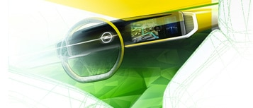 Digitale Detox: Debuut van Opel Pure Panel cockpit in de nieuwe Mokka