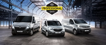 Professional Days van 23-27 april.