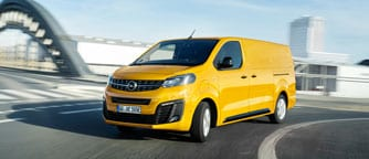 "Nieuwe Opel Vivaro-e uitgeroepen tot ""International Van of the Year 2021"""
